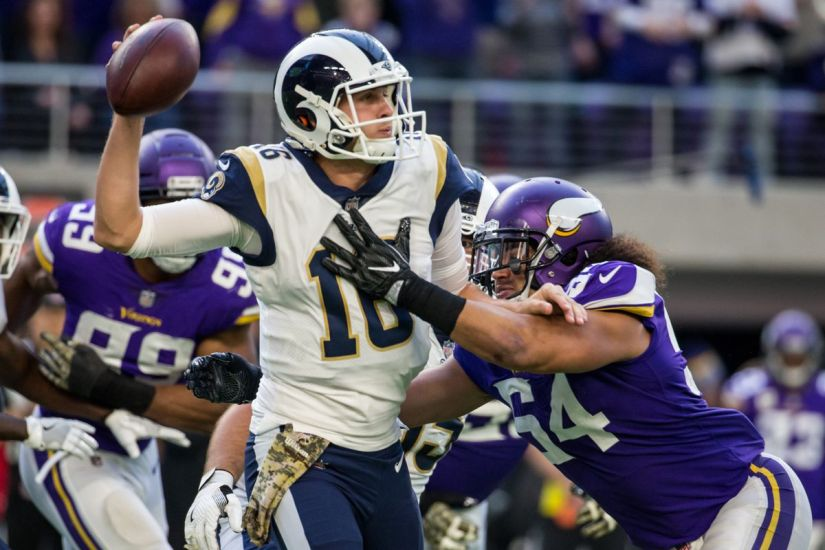 Rams vs Vikings 2